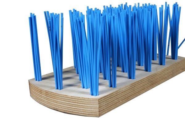 synthetic turf brush kunstgras